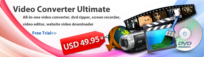 video converter, DVD Creator, screen recorder