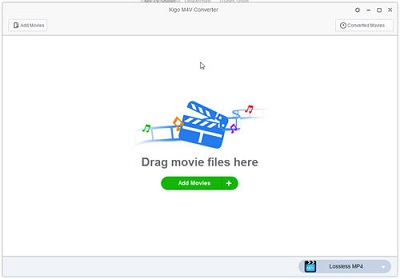 Click to view Kigo M4V Converter for Win screenshots