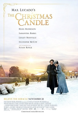 The Christmas Candle on Netflix