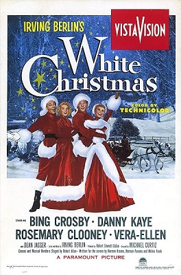 White Christmas on Netflix