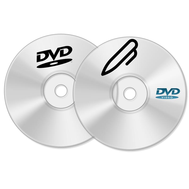 Create DVDs
