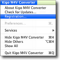 kigo m4v converter registration key