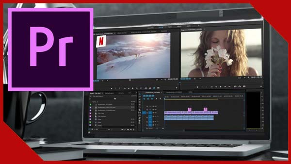 Add Netflix Downloaded to Adobe Premiere Pro