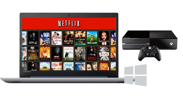 Play Netflix on Xbox One